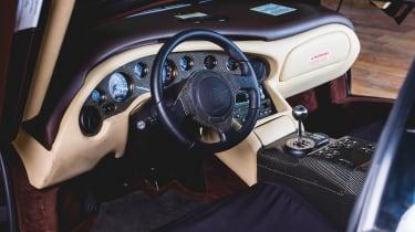 Lamborghini Diablo VT 6.0 SE – interior