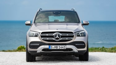 new Mercedes-Benz GLE - nose