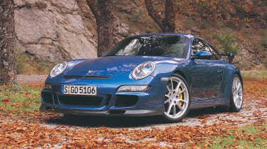 The curious case of the missing 911 GT3
