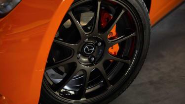 Mazda MX-5 30th Anniversary - wheels