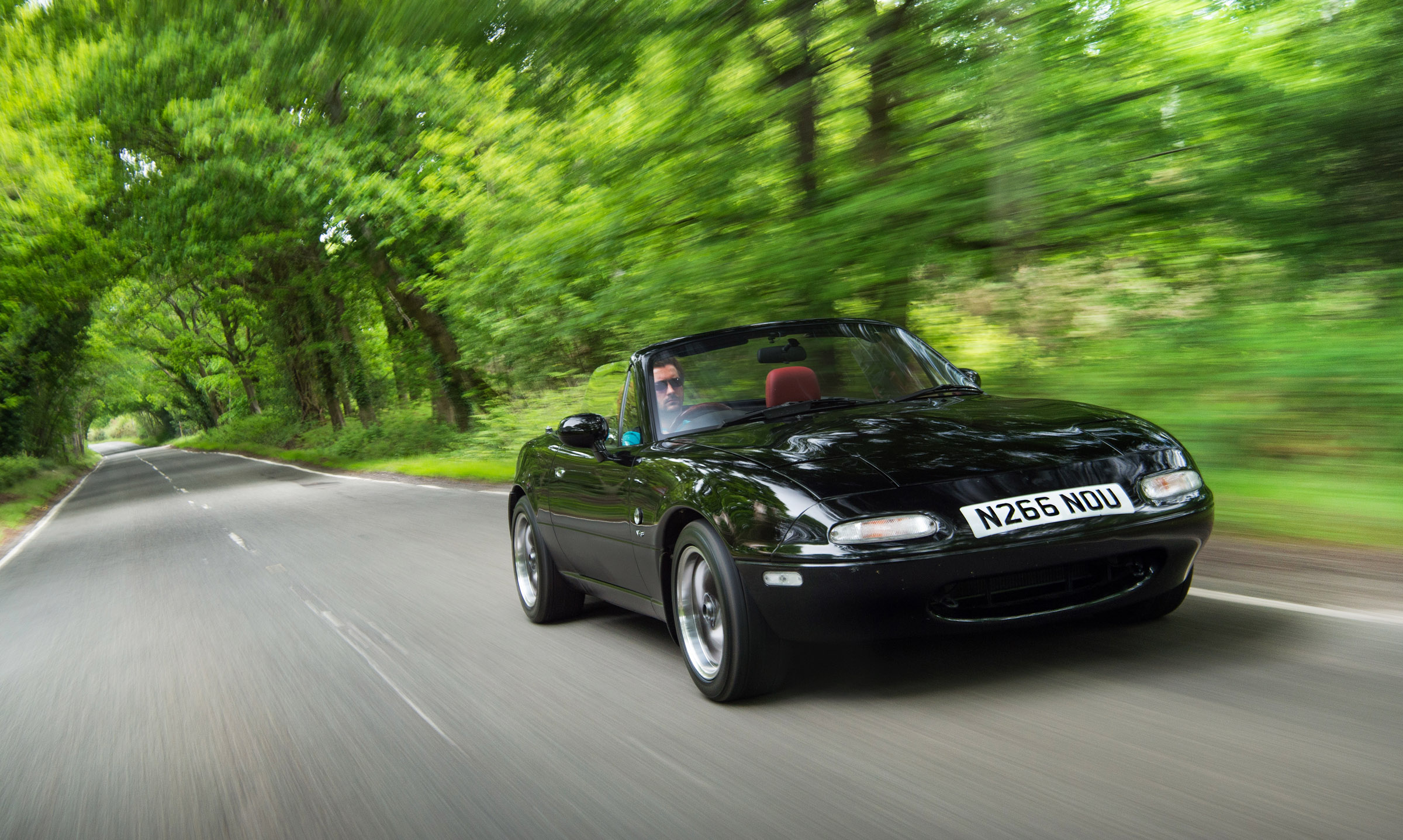 Rocketeer Mazda MX-5 V6 review – big engine and big