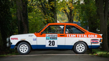 1979 Ford Escort RS1800 Group 4