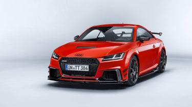 Audi performance parts - front three quarter