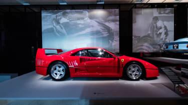 Ferrari: Under the Skin - F40