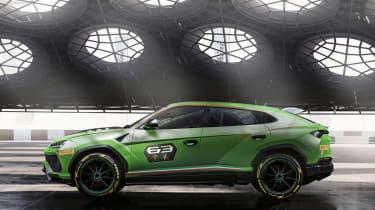 Lamborghini Urus ST-X - profile