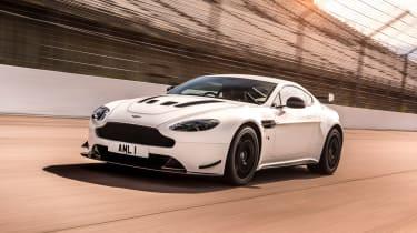 Aston Martin AMR Vantage - Aero Pack front