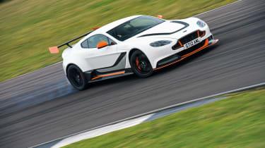 Aston Martin GT12 - track rear 2
