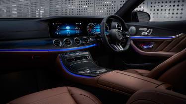 2021 Mercedes-AMG E53 4Matic+ Estate - interior