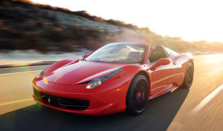 Ferrari 458 twin turbo by Hennessey