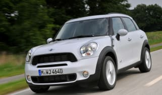Mini Countryman Cooper S ALL4 review
