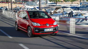 Volkswagen Up GTI 2018 monaco