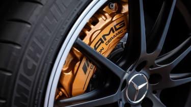 2019 Mercedes-AMG C63 – wheel