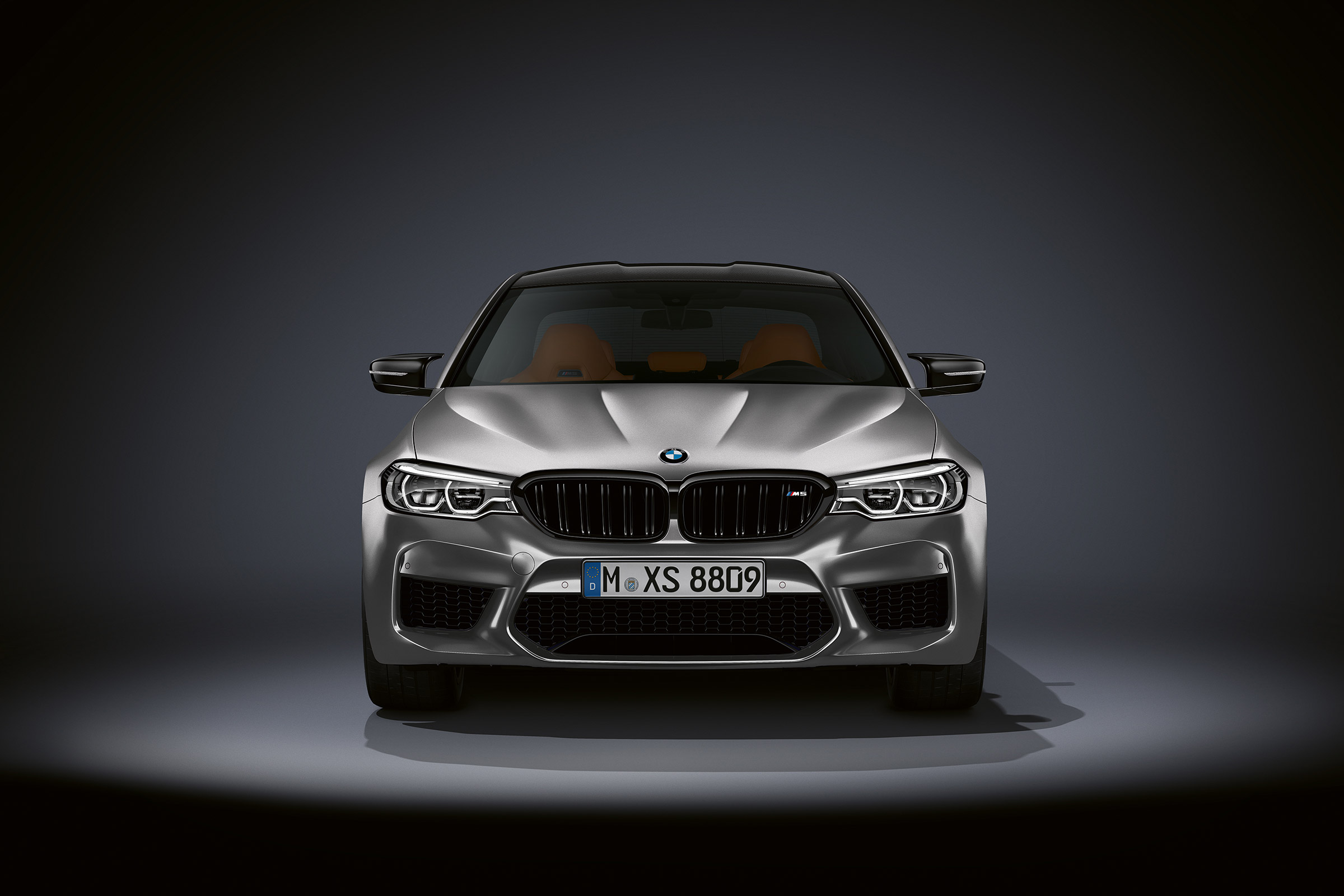 Bmw M5 Competition Revealed More Powerful More Agile Bmw Supersaloon Evo