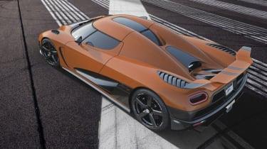 Updated Koenigsegg Agera to be revealed at Geneva