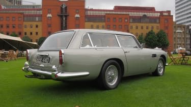 City Concours - Aston Martin DB5 Shooting Brake