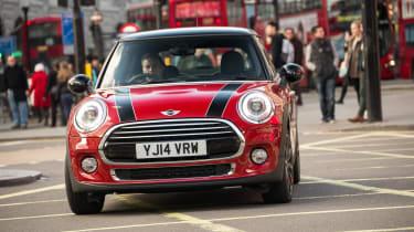 Mini Cooper D front