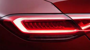 Mercedes-Benz CLS rear