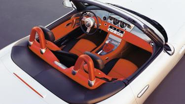 BMW Z8 – interior