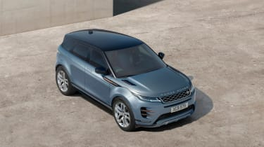 Range Rover Evoque - top