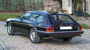 """1984 JAGUAR XJS V12 LYNX """"EVENTER"""" – rear quarter"""