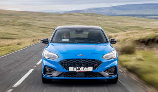 Ford Focus ST Edition – tracking