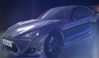 Subaru BRZ Cosworth