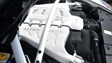 Aston Martin Vantage V12 engine