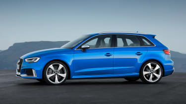 17 Audi RS3 6