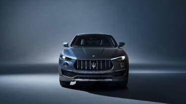 Maserati Levante hybrid – nose