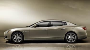 New Maserati Quattroporte revealed