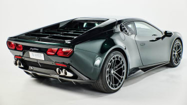 Ares Panther rear