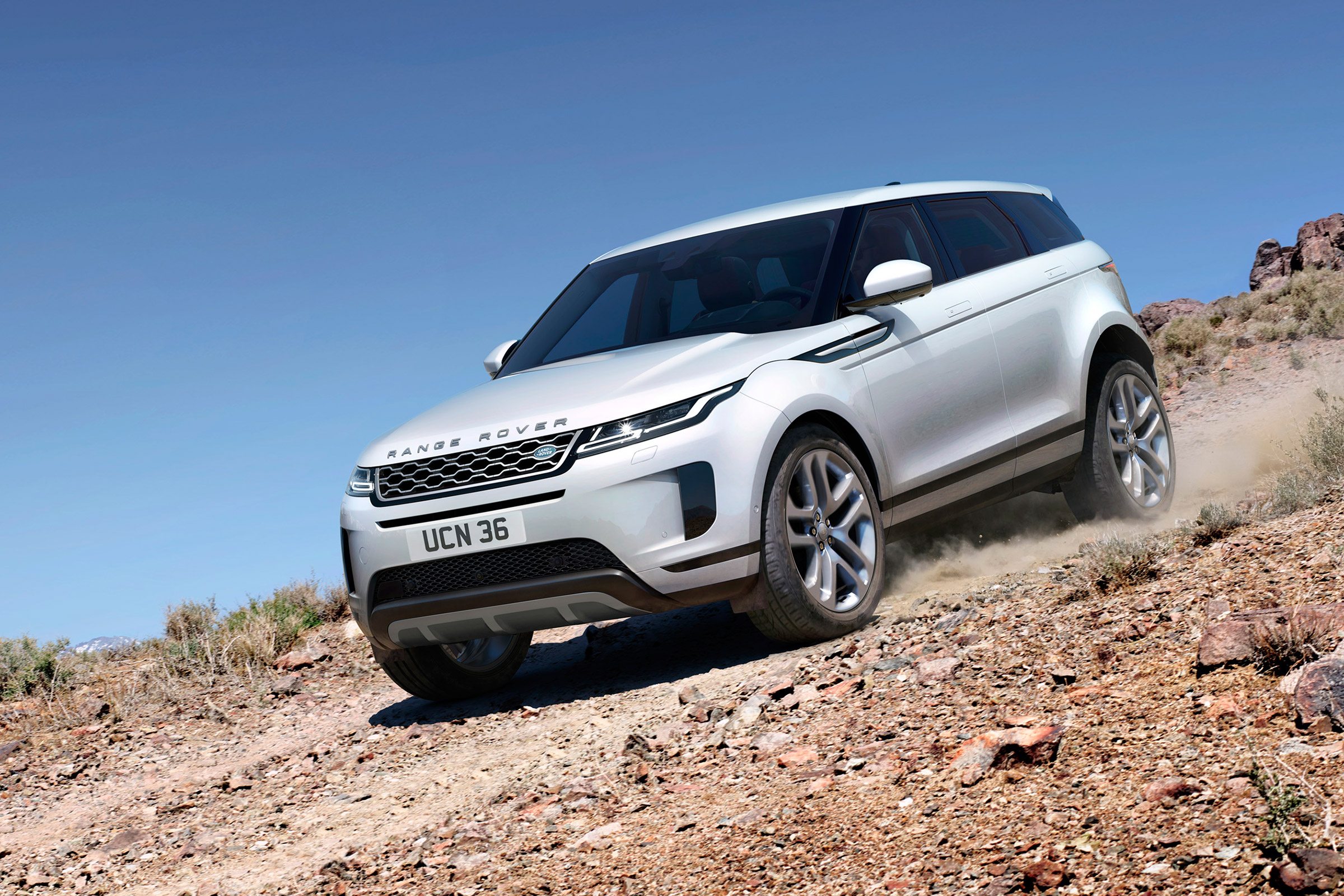 All-new 2019 Range Rover Evoque revealed – life just got