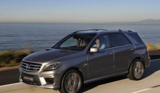 Mercedes ML63AMG