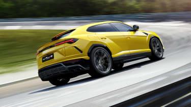 Lamborghini Urus – Nurburgring karussell