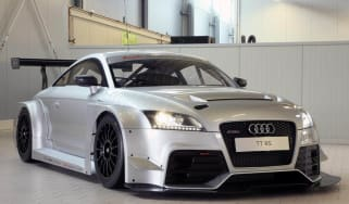 Audi TT RS DTM touring car