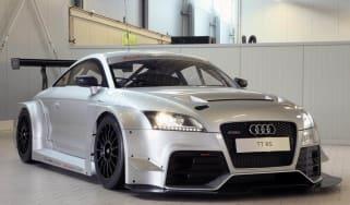 Audi TT RS DTM touring car