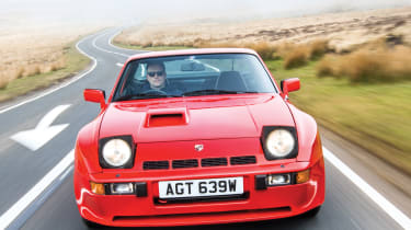Porsche 924 Carrera GT – front