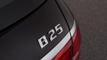 Brabus kits for Mercedes E-Class Estate badge