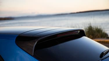 Porsche Panamera Sport Turismo Turbo - Spoiler