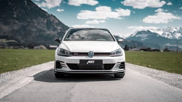 Volkswagen Golf GTI TCR Abt - nose