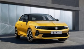 All-new Vauxhall Astra – front static