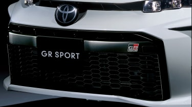 Toyota Prius PHV GR SPORT - front valance