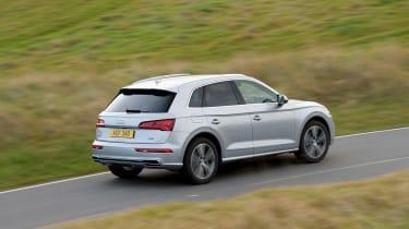 Audi Q5 S Line TFSI - rear 3/4