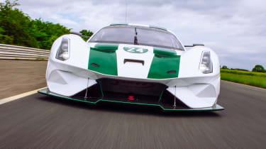 Brabham BT62 front