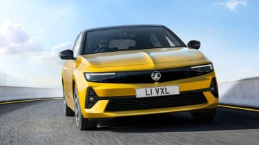 All-new Vauxhall Astra – front