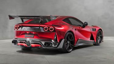 Mansory 2018 - rear