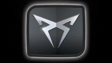 SEAT Cupra patent badge