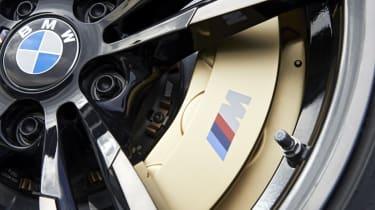 BMW M4 Convertible 19 inch alloy wheel