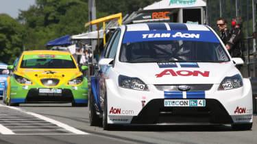 BTCC Touring Cars