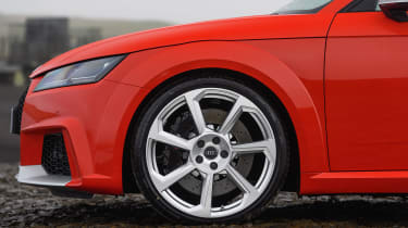 Audi TT RS Coupe – Wheel
